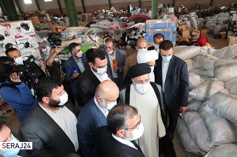 تاکید رئیسجمهور بر مقابله با قاچاق سازمانیافته و جریان مافیایی پشت پرده