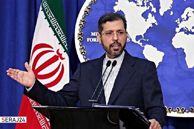 ایران اقدام تروریستی در مسجد قندوز را محکوم کرد