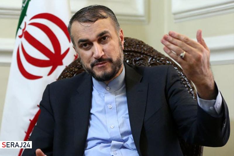 ایران همچنان با قدرت در کنار دمشق خواهد ایستاد