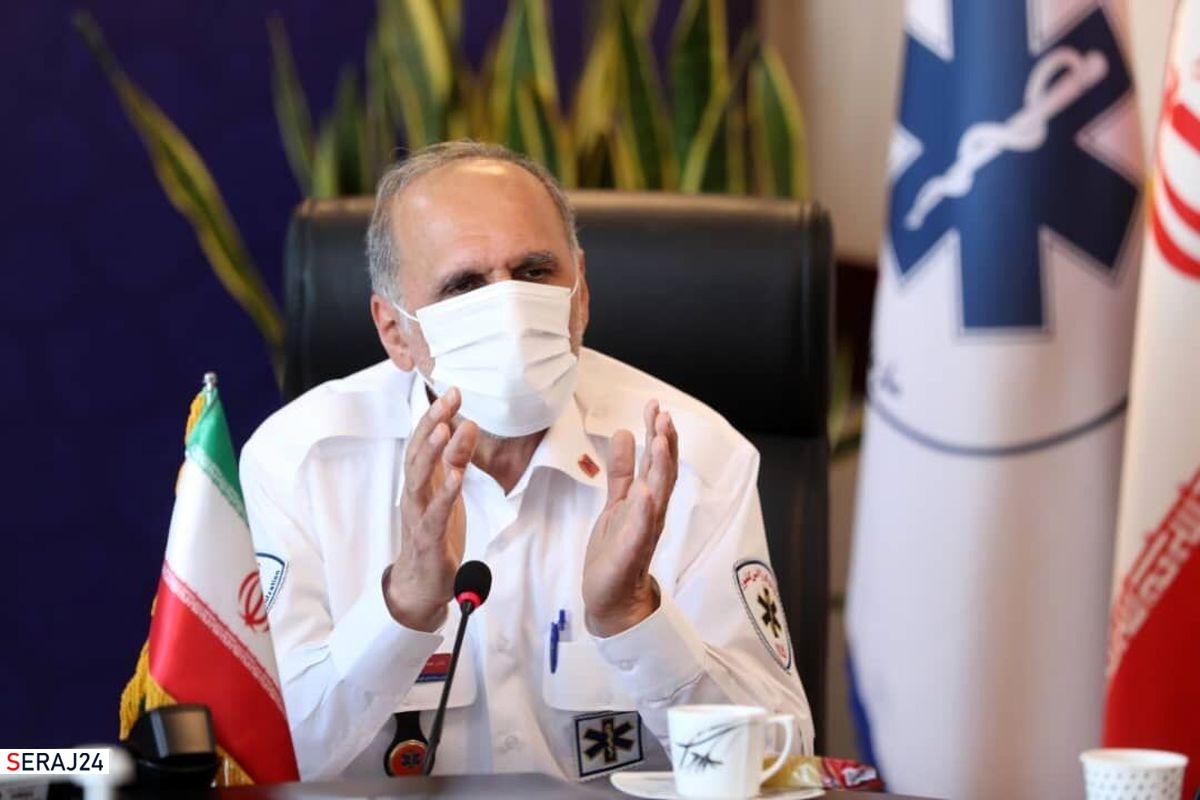 تجمیع اورژانسهای اقماری تهران و تشکیل اورژانس استان تا ۱۴۰۱