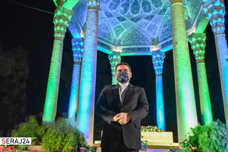 علت مانایی حافظ / ایران قوی با صدرنشینی فرهنگ به دست میآید