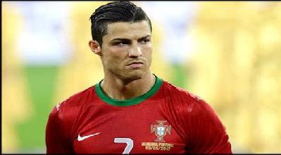 رونالدو و عوض نکردن لباسش با بازیکن اسراییلی
