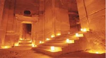 پترا قصری به قدمت دوهزارسال وارتفاع 300متر+ عکس
