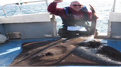 صید باورنکردنی ماهیگیر تازه کار! + عکس