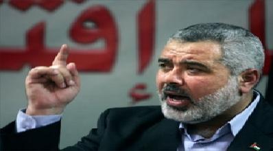 هنیه: طرح ابتکاری عربی امتیازدهی به رژیم صهیونیستی است