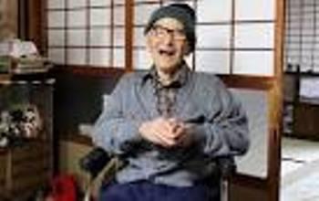 مسنترین مرد جهان درگذشت
