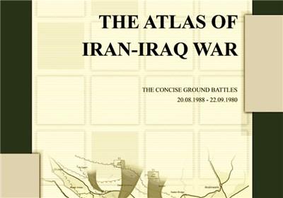 ترجمه «اطلس جنگ ایران و عراق» به ۴ زبان