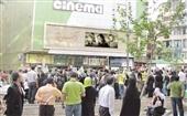 آمار فروش فیلمهای روی پرده در تهران +جدول