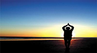 جایگزینی تمرینات بدنی بجای ذکر در سبک زندگی یوگی ها!