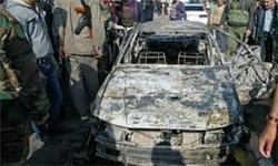 انفجار خودرو در حمص جان چند شهروند سوری را گرفت