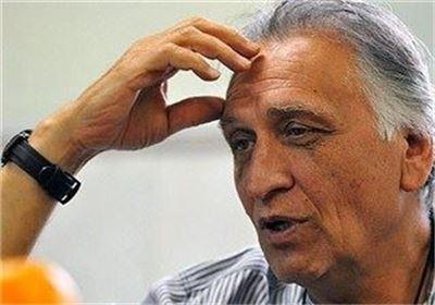 احمدینژاد مقابل دوربین احمد نجفی