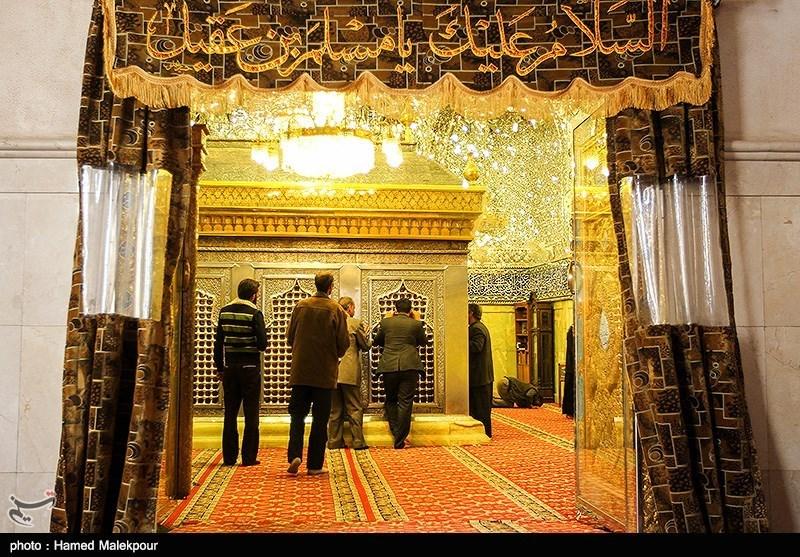 عکس مسجد کوفه