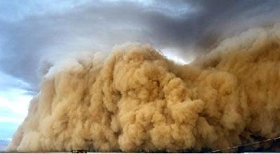 طوفان شن این بار از جنس ثواب