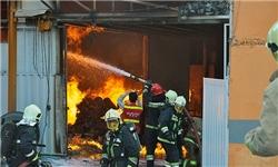 انفجار در آزمایشگاه مواد شیمیایی/ ۲ نفر مصدوم شدند
