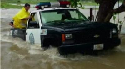 توفان مرگبار در مکزیک+فیلم