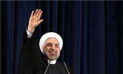 «روحانی» در صدر نظرسنجی گاردین برای اهدای جایزه صلح نوبل+عکس