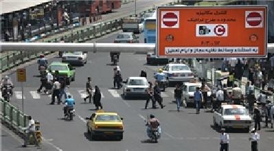 طرح ترافیک و زوج و فرد خودروها فردا در تهران اجرا نمیشود
