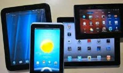 قیمت انواع تبلت، آیپد و لپ تاپ