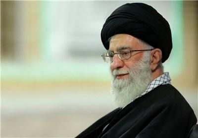 رهبر معظم انقلاب درگذشت همسر آیت الله حائری شیرازی را تسلیت گفتند