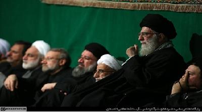 دومین شب مراسم عزاداری محرم 1392 در حسینیه امام خمینی (ره) + عکس و فیلم