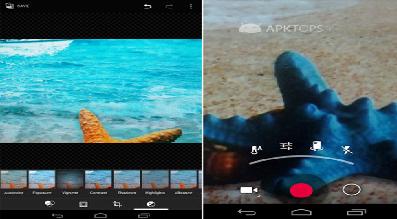 دوربین و گالری کیت کت آندروید+دانلود