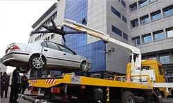 توقیف 73 خودرو با جریمه میلیونی در تهران