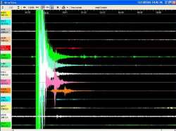 Tremor shakes southern Iran