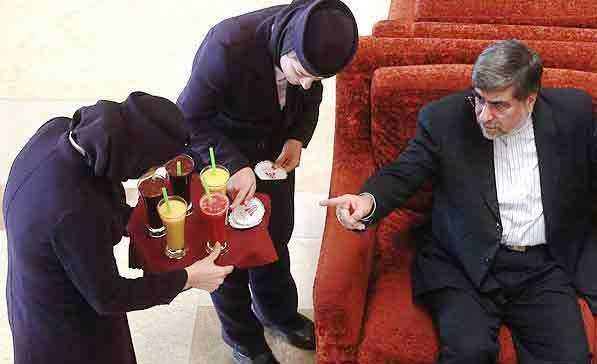 ذوق زدگی بی بی سی فارسی از اظهارات فیس بوکی وزیر ارشاد!