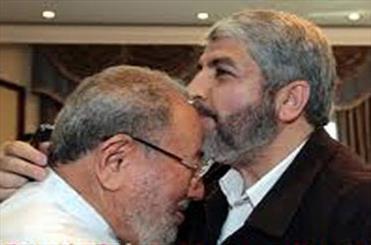 احتمال استعفای القرضاوی و جانشینی خالد مشعل