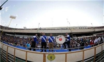 اتفاقی عجیب در بازی استقلال و کاسپین قزوین!