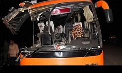 خوابآلودگی راننده، عامل واژگونی اتوبوس زائران ایرانی خانه خدا