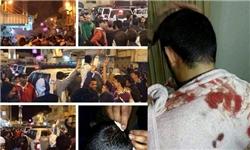 حمله نیروهای آلخلیفه با گاز اشکآور به جشن میلاد پیامبر(ص)