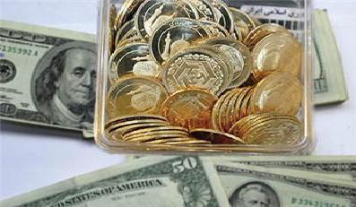 قیمت سکه و ارز روز دوشنبه 30دی ماه 92