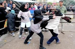 وقتی شأن ملت ایران نادیده گرفته شد! / تصاویر