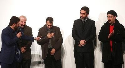 اکران بامدادی «معراجیها» در کاخ جشنواره و عذرخواهی مسعود دهنمکی