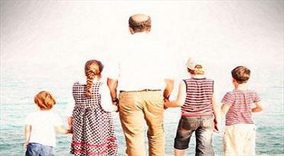 جدیدترین پوستر انگلیسی «چ»/ چمران ایستاده در میان فرزندان