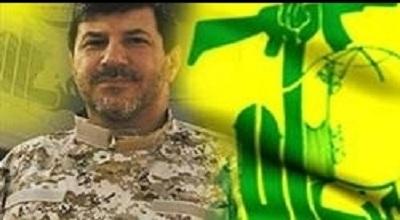 عکس اختصاصی رهبر انقلاب و شهید حسان لقیس