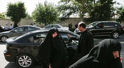 حضور قدرتمند همسر هاشمی رفسنجانی در تمامی همایش های دولتی و غیر دولتی + عکس
