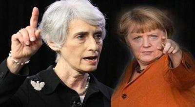 دو سیاستمدار زن که در یک هفته غنی سازی ایران را به رسمیت شناختند
