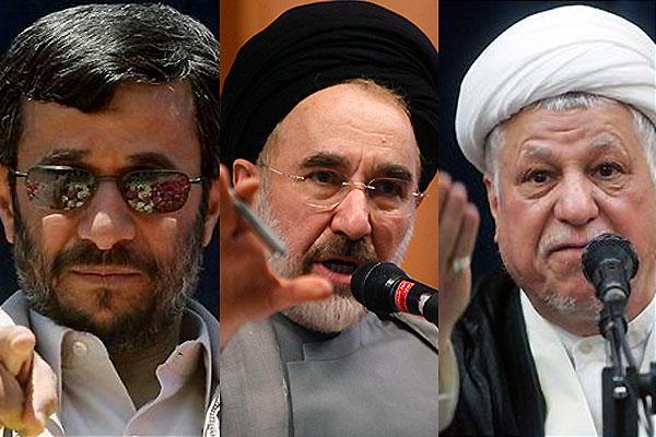 برنامه اصلاح طلبان در برابر احمدی نژاد چیست؟/دو هدف اصلی اصلاح طلبان در برابر اصولگرایان/سوژه قرار دادن احمدی نژاد و الحاق وی به اصولگرایان