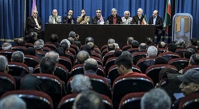 همه اتفاقات دیشب مجمع عمومی خانه سینما در خیابان سمنان
