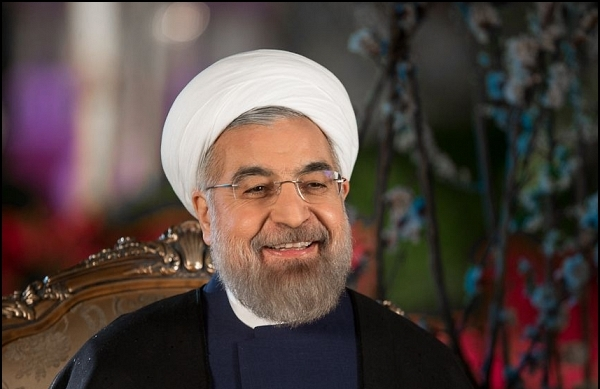 تصاویر پیام نوروزی سال ۱۳۹۳ رئیس جمهور
