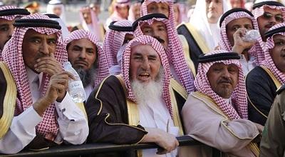 """روزانه """"یک میلیون بشکه نفت""""؛ سهم """"5 تن"""" از شاهزادگان آل سعود"""