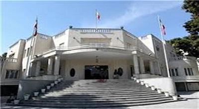 اختصاص 7میلیارد برای احداث سونا و استخر در ساختمان ریاست جمهوری