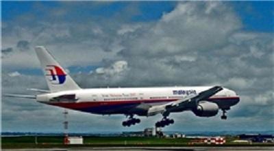 کمک خلبان هواپیمای ناپدید شده مالزی در طول پرواز تماس تلفنی برقرار کرده است
