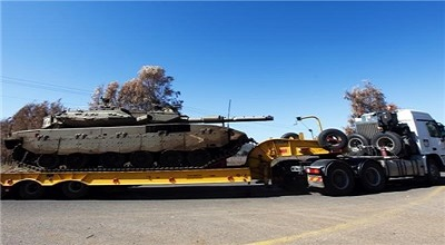 درخواست آمریکا از اسرائیل برای حمله به ارتش سوریه در جولان