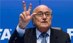 انتقاد بلاتر از کم کاری آلمان ها و فرانسوی ها