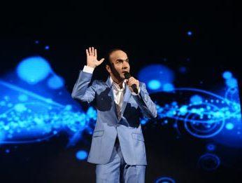 سوپر استارها در کنسرت خنده حسن ریوندی+تصاویر
