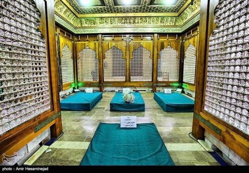 ضریح جدید حرمین عسکریین+تصاویر