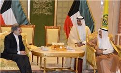 اهمیت سفر امیر کویت به ایران